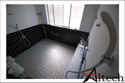 シャワー室1